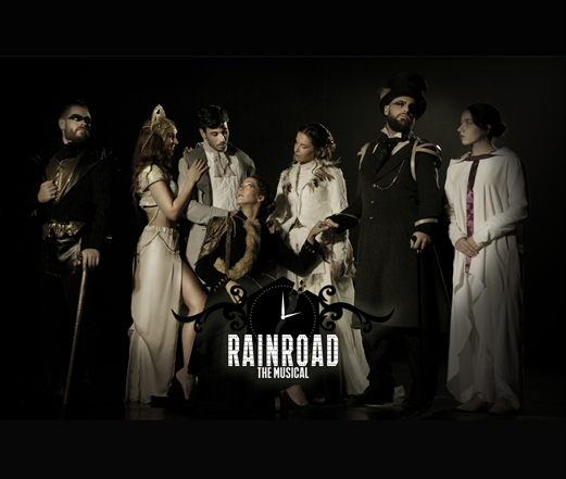 Estreno absoluto de 'Rainroad The Musical'